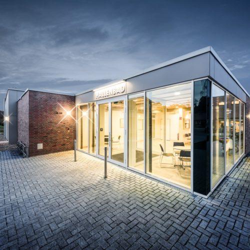 Architektur Fotografie Hallenbad Sandkrug Portfolio
