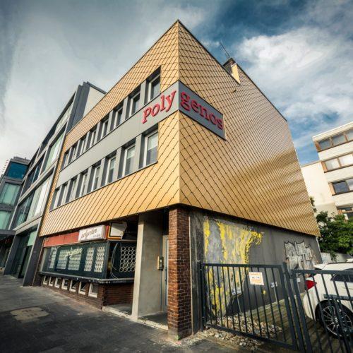 Architektur Fotografie Polyhaus Oldenburg Nah